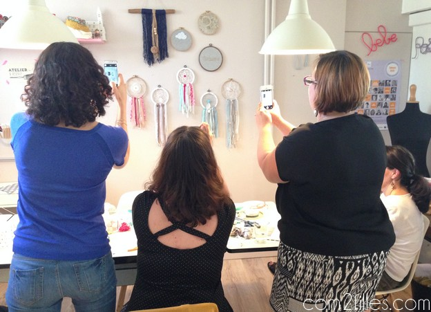 blogueuses craft party Minus Concept Store