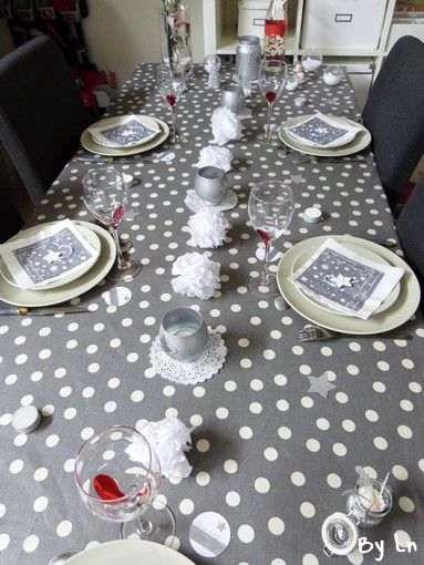 Des id es d co de table pour les f tes - Decoration de table originale ...