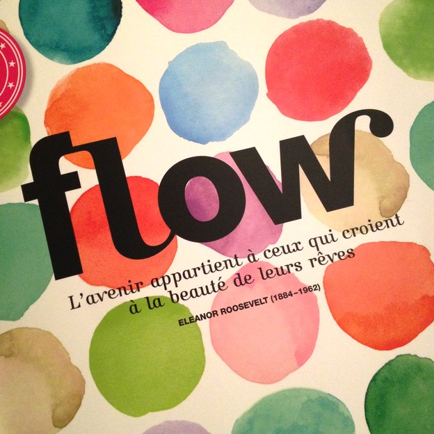 Flow magazine - reves