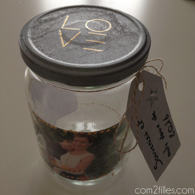 happiness jar pour la maison
