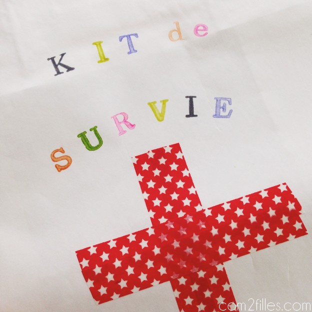diy - kit de survie