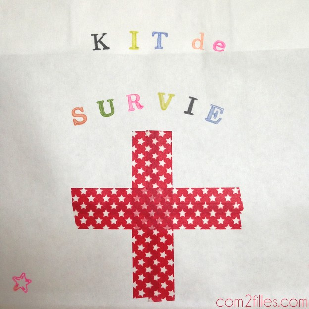 kit de survie - parents
