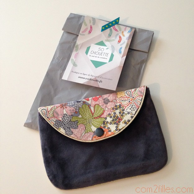 so chouette - pochette sur mesure
