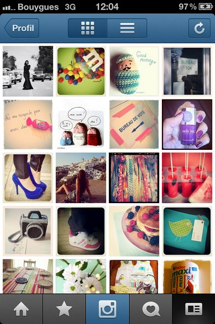 photos que j\'aime instagram
