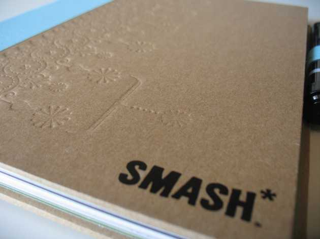 smash book détail