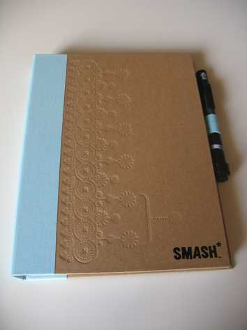 smash book fermé