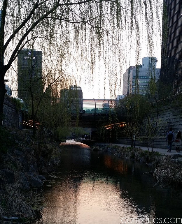 seoul - Cheonggyecheon