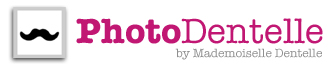 logo photodentelle photobooth