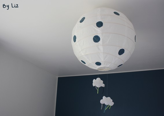DIY Do It Yourself lampion