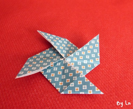 moulin origami