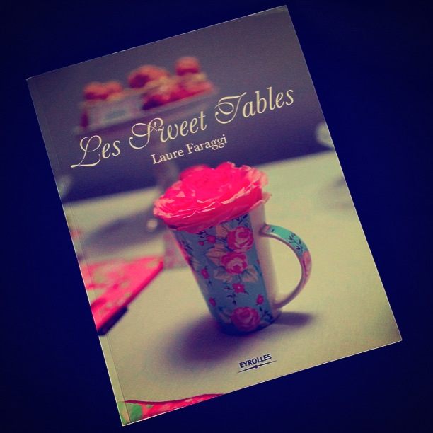 Les sweet tables Laure faraggi