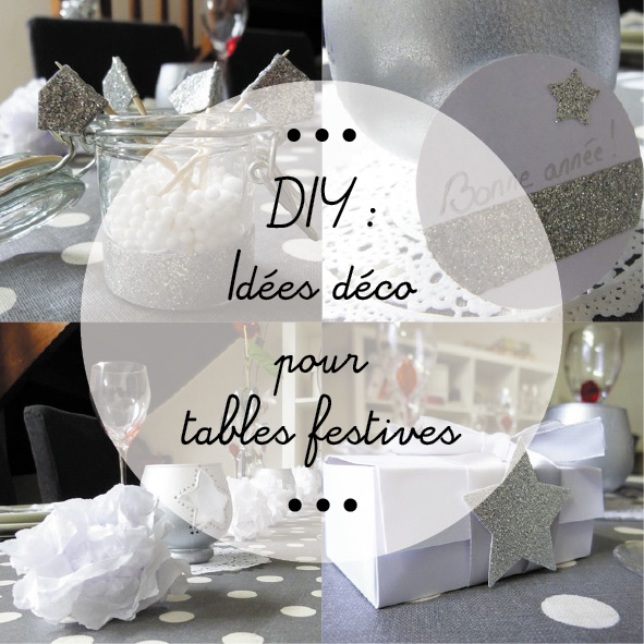 idees deco tables festives