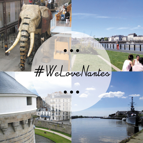 #WeLoveNantes - Nantes