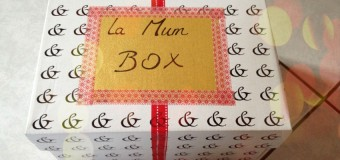 Idée cadeau : Une box home-made {La Mum box}