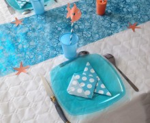 deco de table poisson