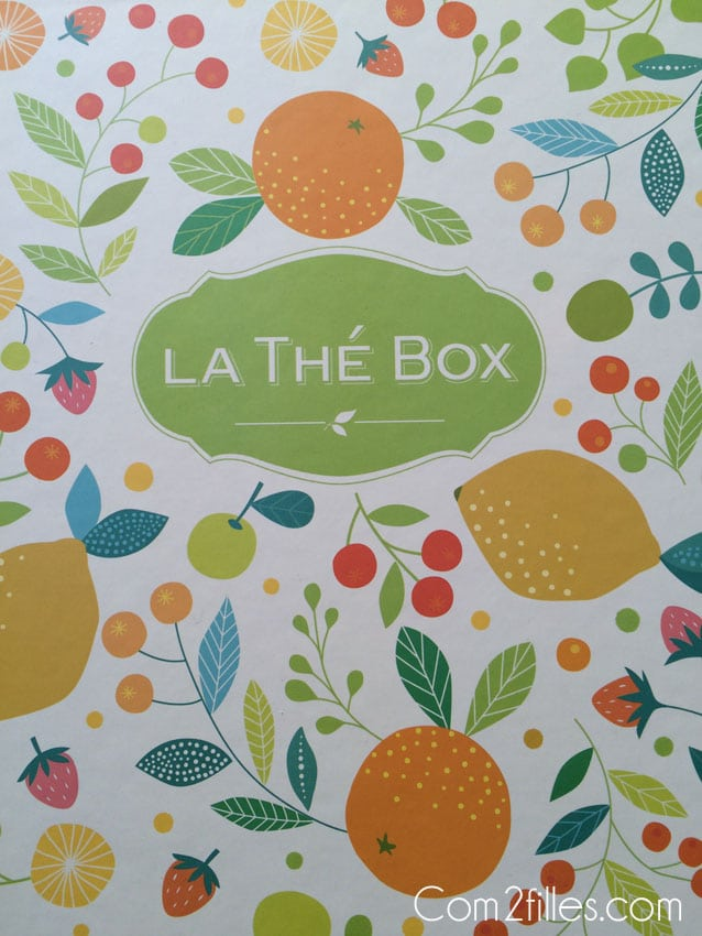 La thé box avril