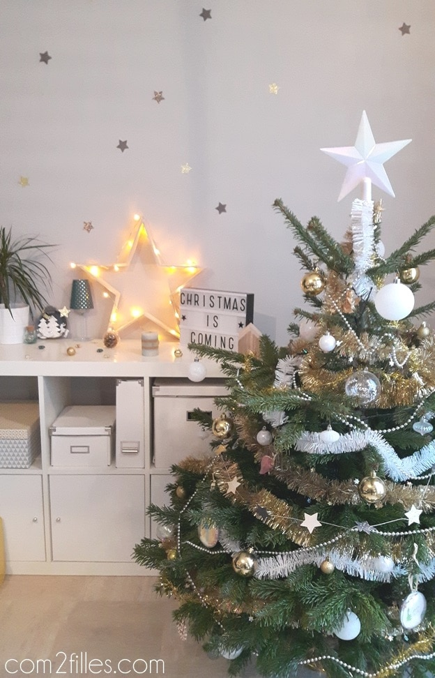 Christmas is coming - deco de noel