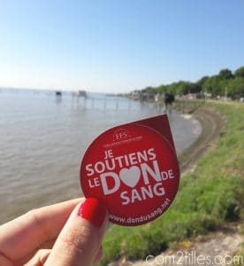 Don du sang - Saint-Nazaire