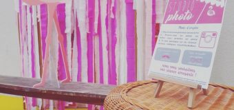 DIY – un photobooth très girly